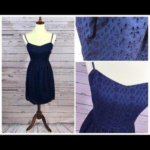 Old Navy 100% Cotton Eyelet Dress Size S